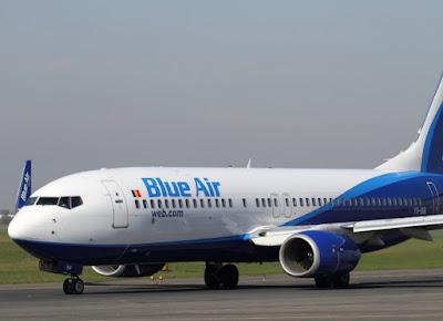 Πτήσεις προς το Άκτιο και με την Blue Air!