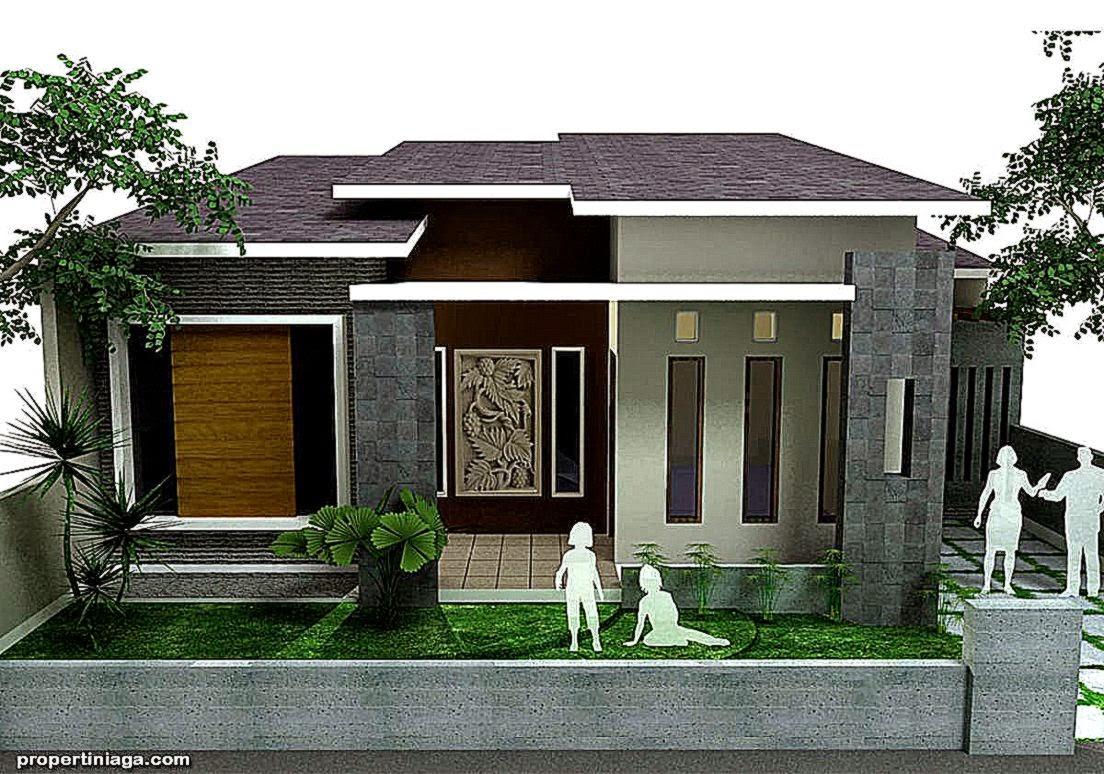 Foto Model Rumah Minimalis Modern  Dekorasi Rumah 123