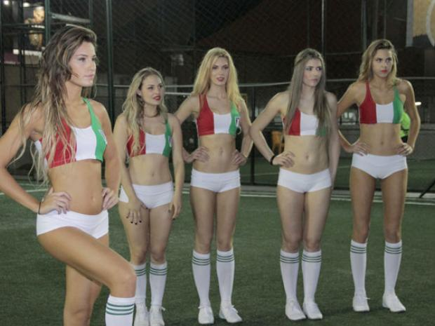 chicas italianas