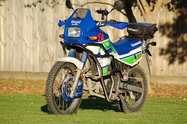 Kawasaki Tengai Horizons Unlimited The Hubb