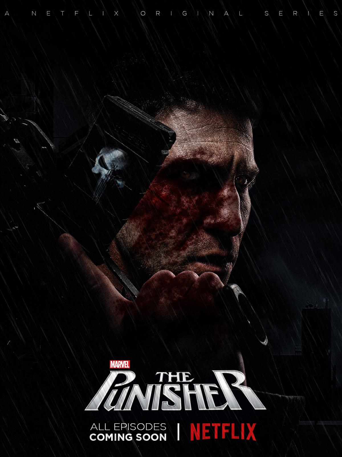 Marvel's The Punisher Season 1 EP1 – EP13 [จบ]
