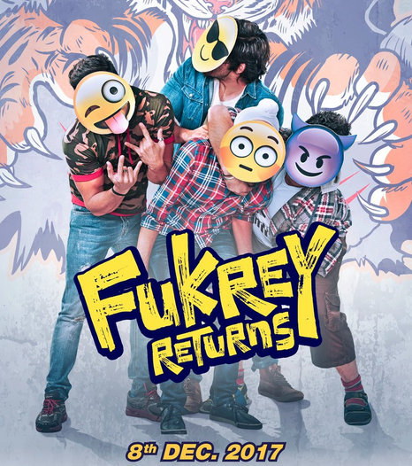 Fukrey Returns Movie Funny Dialogues    Pulkit Samrat, Varun Sharma, Manjot Singh