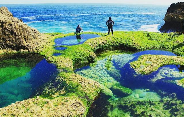 Tempat Wisata Alam Pantai Kedung Tumpang Tulungagung