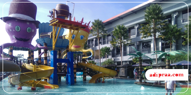Batu Wonderland Waterpark | adipraa.com