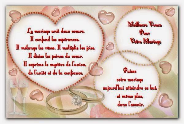 Bien connu Cartes de mariage - Cartes félicitations mariage ~ Invitation  TX34