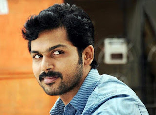 Karthi hero in Oopiri movie