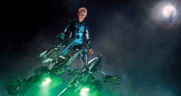 Dane Dehaan es Harry Osborn en The Amazing Spider-Man 2: El poder de Electro