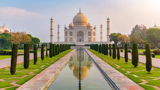 Nessuno sa chi ha progettato il Taj Mahal