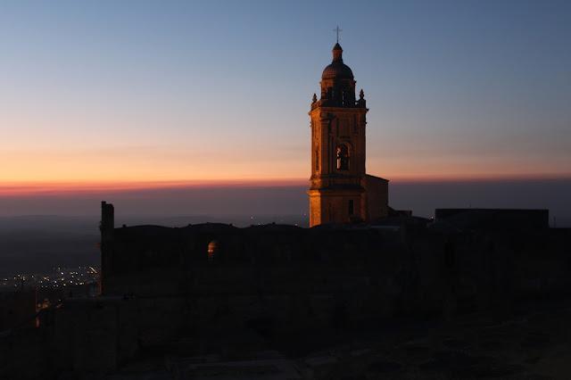 Fotos de puestas de sol en Cádiz