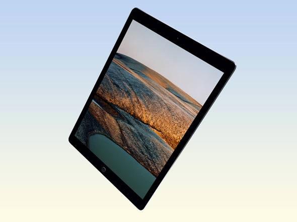 iPad Pro de 12,9 polegadas é tablet que pode ser usado como notebook