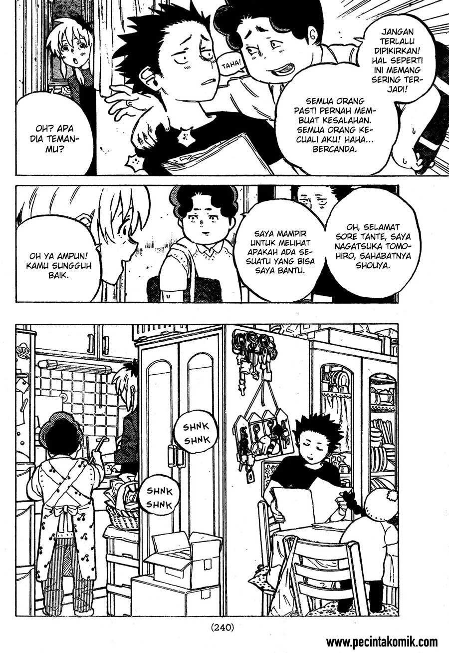 Koe no Katachi Chapter 14-4