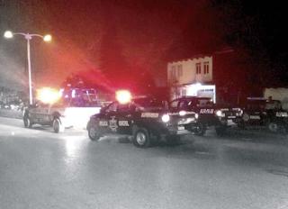 Trasciende presunta persecucion y balacera en Nogales Veracruz