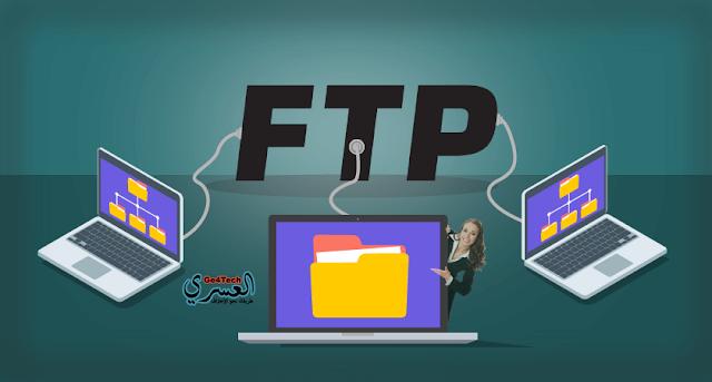شرح لطريقة انشاء سيرفر FTP خاص بك على أجهزة الراوتر وحفظ معلوماتك عليه