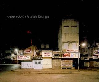 Couverture du livre Ahmedabad de Frédéric Delangle