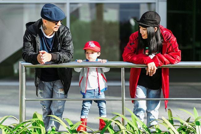Thời trang gia đình Max-Stu-Pid: xem xong muốn có con để cả nhà mặc đẹp