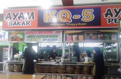 LOKER Bagian Produksi & Costumer Service/ Waiters RM. AYAM BAKAR KQ5 PADANG DESEMBER 2018