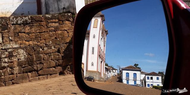 Serro, Minas Gerais, Estrada Real, Caminho dos Diamantes