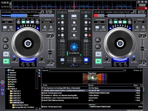 free download    pc   macosx  atomix virtual dj pro 7 4