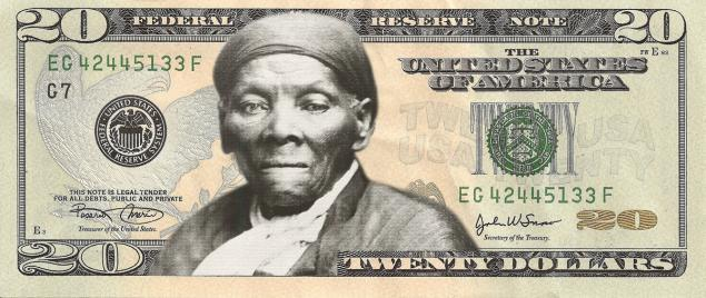 article-tubman-0420 African-American Harriet Tubman becomes first woman on US $20 bill