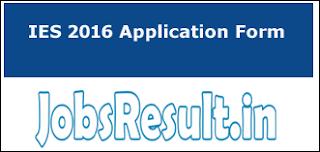 IES 2016 Application Form