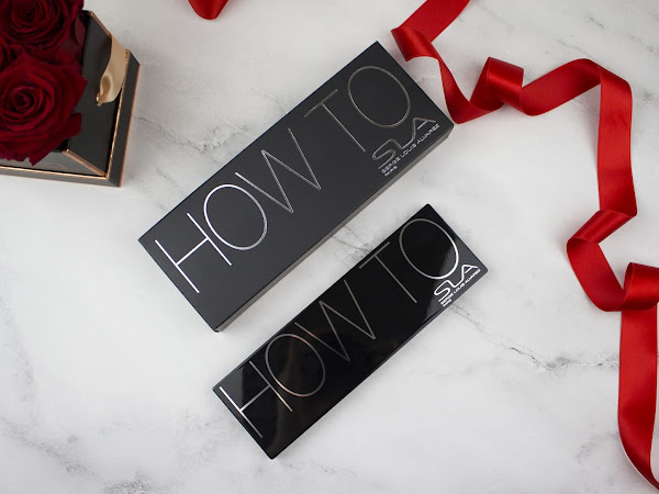 SLA Paris // #HOW TO-Palette für kreative Looks