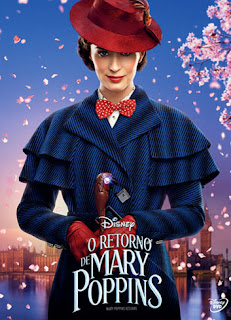 O Retorno de Mary Poppins - BDRip Dual Áudio