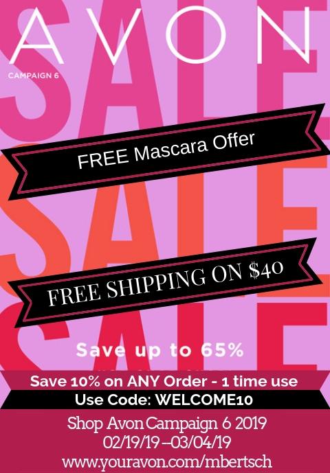 Avon Catalog Campaign 6 2019 - Current Brochure Online - Shop Avon online 02/19 - 03/04/2019 #Avon #AvonRepresentative #AvonCatalog #ShopAvonOnline #AvonLady #AvonOnline #AvonBrochure #beautymakeup #beautyhacks