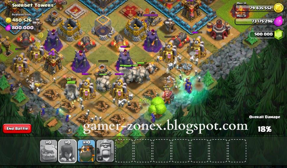 Game Coc Offline 2015