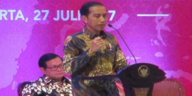 Kasus Novel Baswedan, Jokowi Sebut Minta Masukan Dulu ke Kapolri