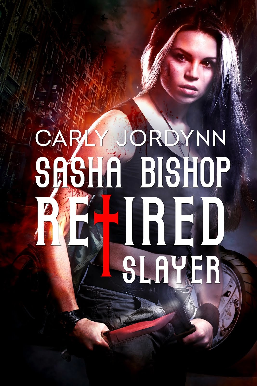 Sasha Bishop: Retired Slayer