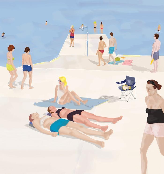 Красочный и элегантный минимализм. Mario Sughi