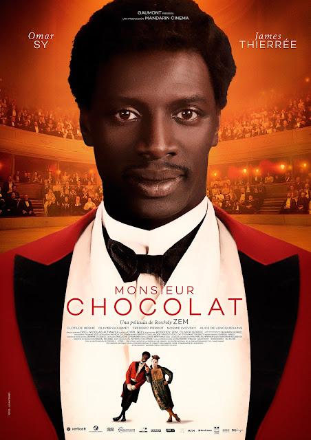 Tráiler y póster de 'Monsieur Chocolat'