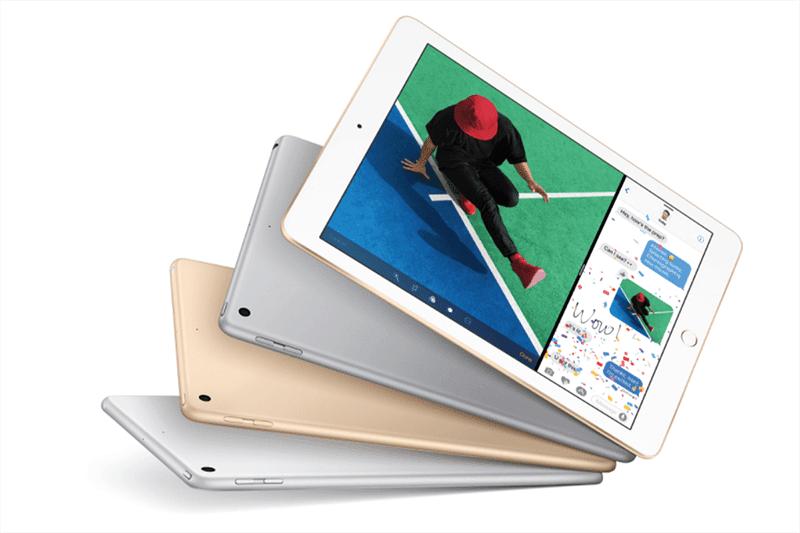 The new iPad 9.7