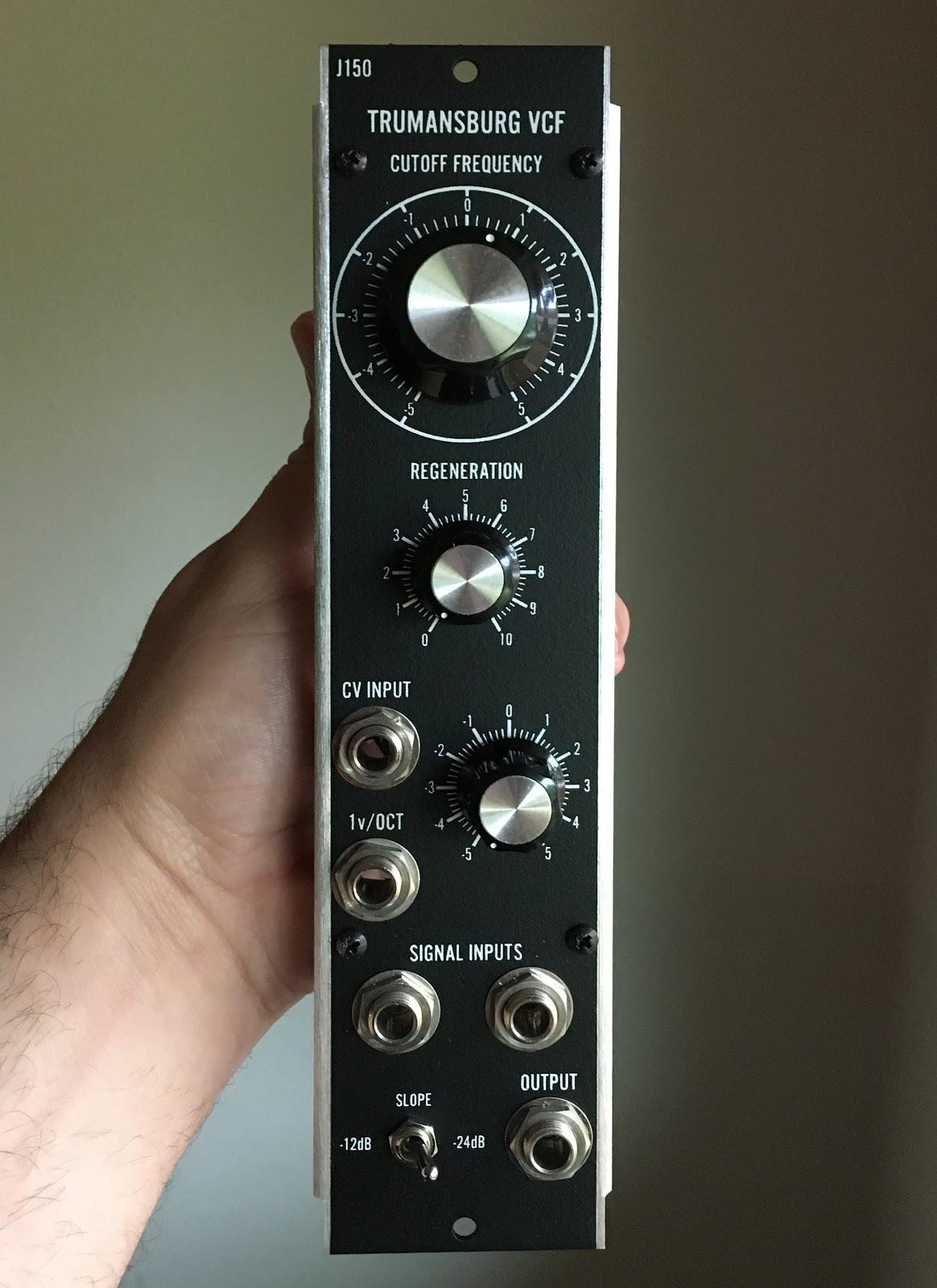 matrixsynth  j150 trumansburg vcf panel