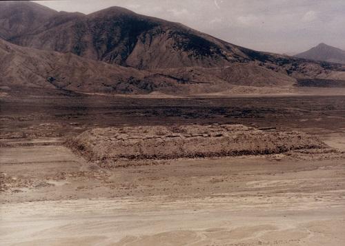 Complejo Arqueológico Moxeque y Pampa de Llamas