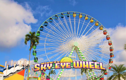 Florida State Fair is coming to town + Giveaway