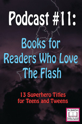 Books for Readers Who Love...The Flash