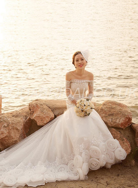 beach wedding dress cheap