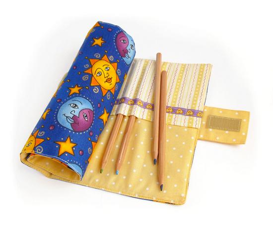 шитье, карандашник, Планеты