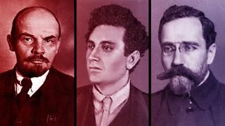 Lenin Zinóviev Kámenev
