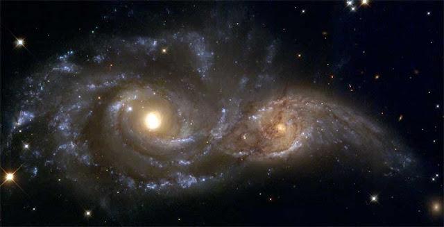 galaksi bimasakti dan andromeda