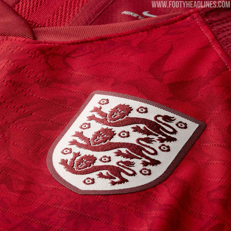 a7c330ec7 Stunning Nike England 2019 Women s World Cup Away Kit Released ...