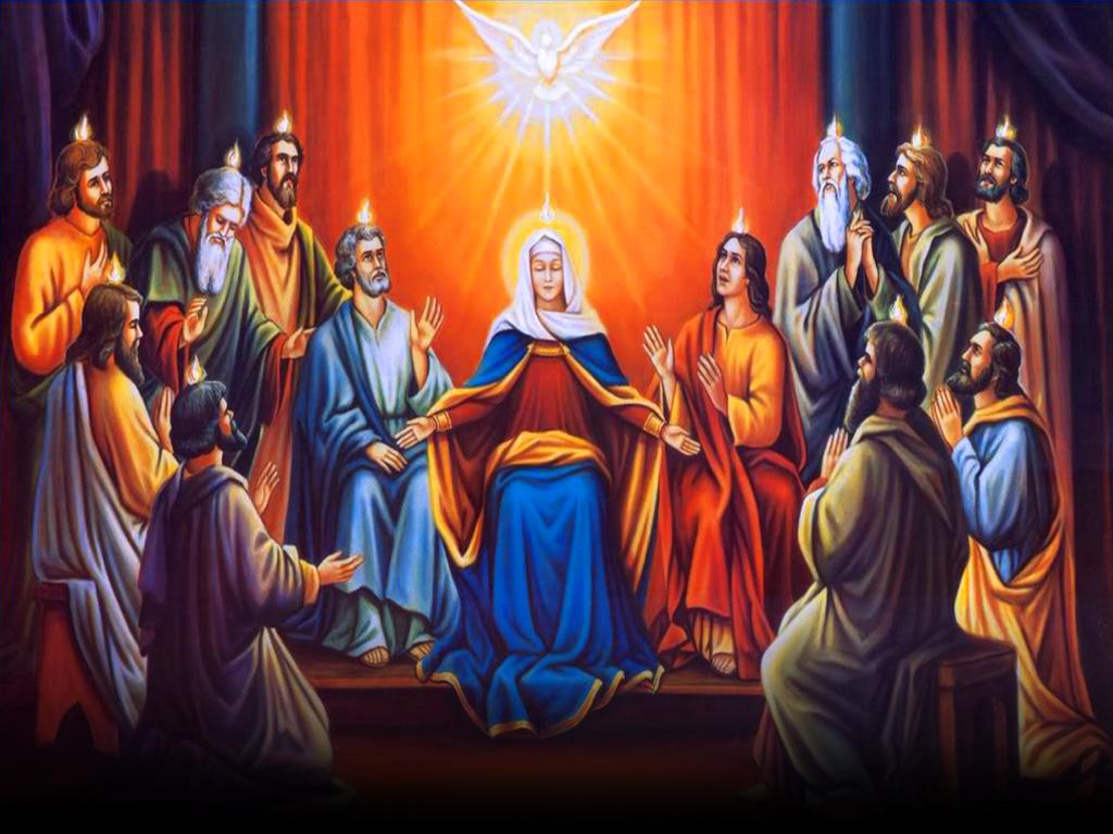 Holy Mass images...: Pentecost Sunday 06.04.2017