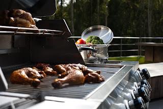 heeft heel wat voordelen ten opzichte van een houtskoolbarbecue