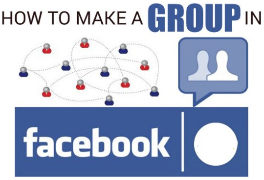 how to make a group on facebook