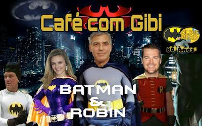 #OperacaoBatman80, Batman,