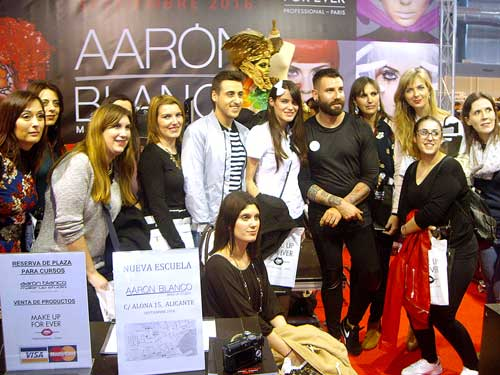 evento blogger ifa jesal extetic 2016 aaron blanco