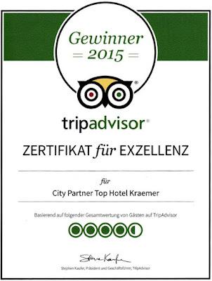 Top Hotel Krämer Koblenz Tripadvisor Exzellenz