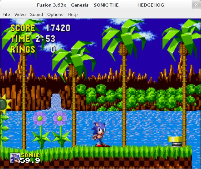 Kega Fusion Emulator - strongwindgp