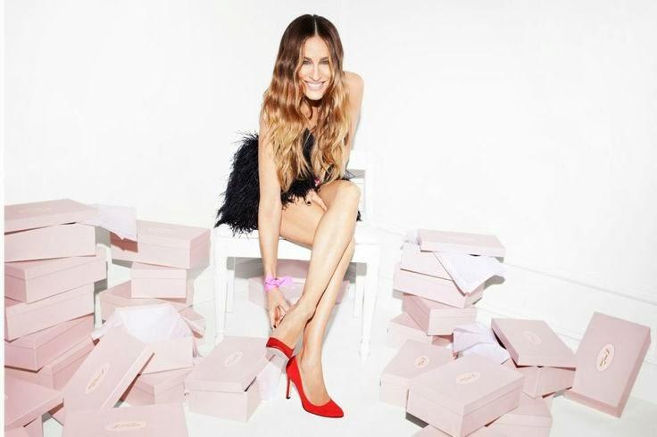 Pantofelki od Sarah Jessica Parker